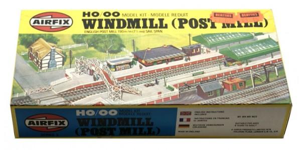 AIRFIX: 03624-9 HO/OO WINDMILL (POST MILL) - ORIGINAL BOX - SEALED