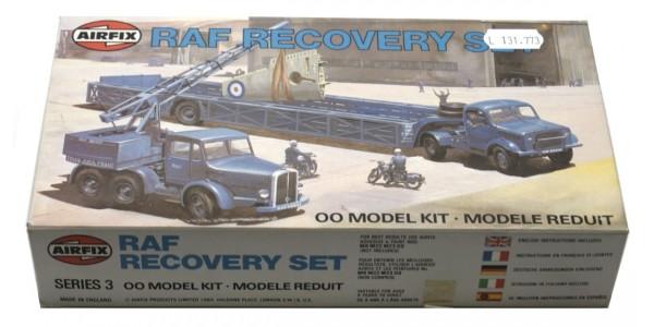 AIRFIX: 03304-8 RAF RECOVERY SET (SERIES 3) 1:76 - ORIGINAL BOX - SEALED