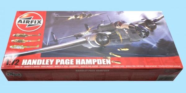 AIRFIX: A04011 HANDLEY PAGE HAMPDEN - NEW