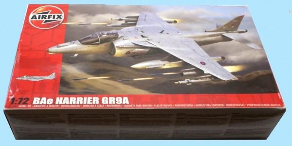 AIRFIX: A55300 BAE HARRIER GR9A - NEW