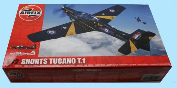 AIRFIX: A03059 SHORTS TUCANO T.1 - NEW