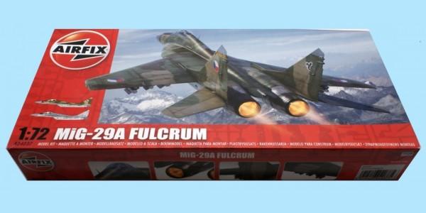 AIRFIX: A04037 MIG-29A FULCRUM - NEW