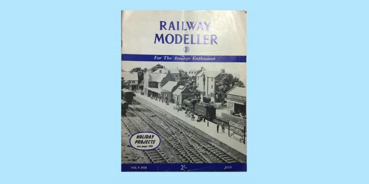 RAILWAY MODELLER - JULY 1958 - VOL 9