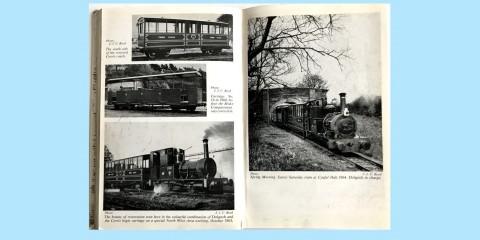 NARROW GAUGE RAILWAYS OF MID-WALES
