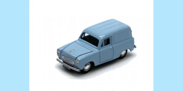 CLASSIX: EM76677 FORD 300E THAMES VAN - PALE BLUE - NEW