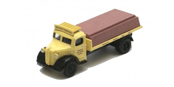 CLASSIX: EM76307 AUSTIN K2 TRUCK - 'BUCKLEYS BRICKS' - NEW
