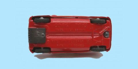 CORGI: 321 MONTE CARLO BMC MINI COOPER - ORIGINAL BOX - EXCELLENT