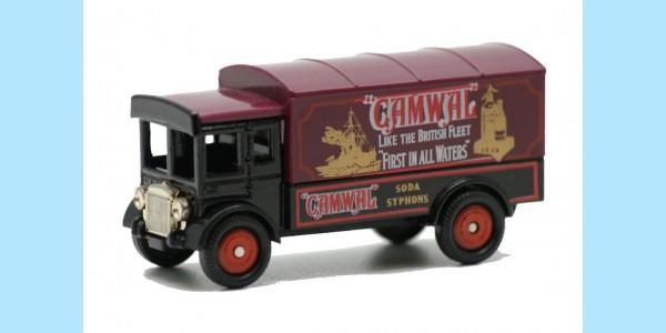 CORGI CAMEO: D753CW - AEC COBOVER - CAMWAL SYPHONS - MINT -  BOXED