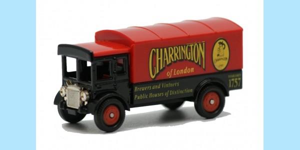 CORGI CAMEO: D753CB - AEC COBOVER - CHARRINGTON - MINT -  BOXED
