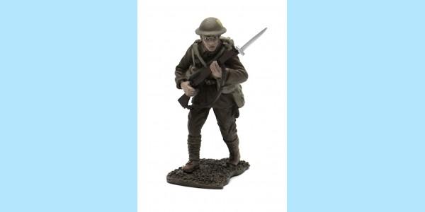DEAGOSTINI: 01288 BRITISH PRIVATE - LANCASHIRE FUSILIERS 1916