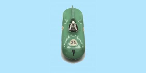 DINKY: 236 CONNAUGHT RACING CAR - ORIGINAL BOX - NEAR MINT