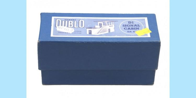 HORNBY DUBLO: D1 32160 5080 SIGNAL CABIN - LICHFIELD - BOXED