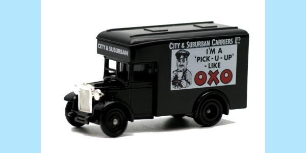 LLEDO: DG016 023 - 1934 DENNIS PARCEL VAN - OXO - MINT -  BOXED