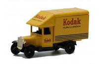 LLEDO: DG052 009A - 1935 MORRIS PARCELS VAN - KODAK - MINT - BOXED