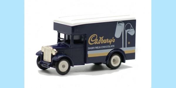 LLEDO: DG016 009A - 1934 DENNIS PARCEL VAN - CADBURY'S DAIRY MILK - MINT -  BOXED