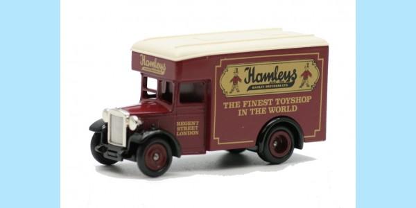 LLEDO: DG016 022 - 1934 DENNIS PARCEL VAN - HAMLEYS - MINT -  BOXED