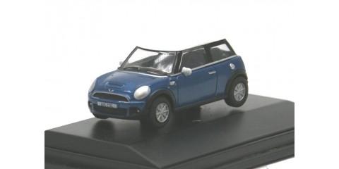 OXFORD: 76NMN006 - MINI - LAZER BLUE & WHITE - BRAND NEW