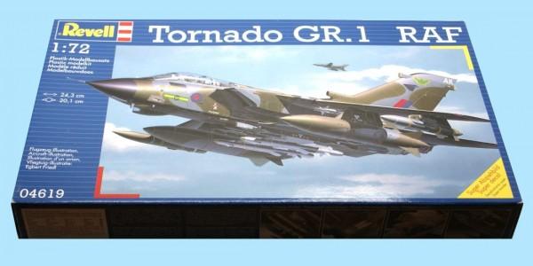REVELL: 04619 - TORNADO GRI RAF - 1:72 - NEW - SEALED