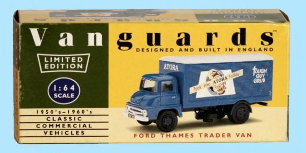 VANGUARDS: VA6005 - FORD THAMES TRADER VAN 'ATORA'
