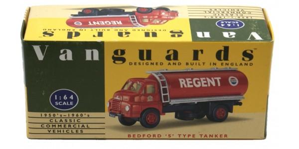 VANGUARDS: VA7000 - BEDFORD 'S' TYPE TANKER 'REGENT'